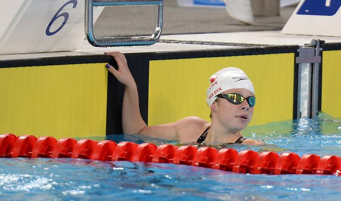 Emma Van Dyk, Lima 2019 - Para Swimming // Paranatation.<br /> Emma Van Dyk competes in Para Swimming // Emma Van Dyk participe en paranatation. 27/08/19.
