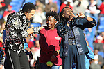 December 30, 2016: Walter Orange of The Commodores perform at halftime of the AutoZone Liberty Bowl inside Liberty Bowl Memorial Stadium in Memphis, Tennessee. ©Justin Manning/Eclipse Sportswire/Cal Sport Media