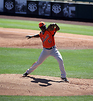 Chris Roberts - San Francisco Giants 2019 extended spring training (Bill Mitchell)