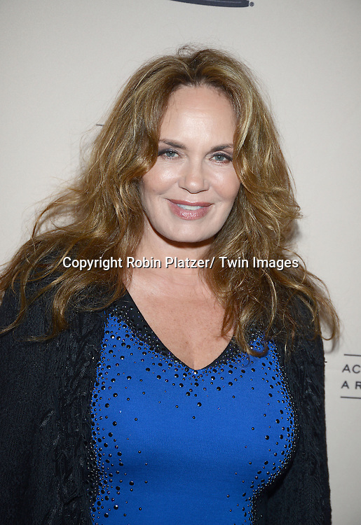 Catherine Bach attends the Academy Of Television Arts & Science Daytime Programming  Peer Group Celebration for the 40th Annual Daytime Emmy Awards Nominees party on June 13, 2013 at the Montage Beverly Hills in Beverly Hills, California.