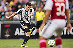 Juventus' player Anderson Hernanes de Carvalho Viana Lima in action during AET International Challenge Cup of the South China vs Juventus match on 30 July 2016 at Hong Kong Stadium, in Hong Kong, China.  Photo by Marcio Machado / Power Sport Images