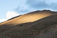 Evening light, Loveland Pass