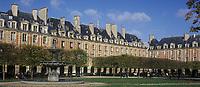 Europe/France/Ile-de-France/Paris: Place des Vosges