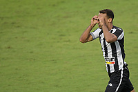 Rio de Janeiro (RJ), 22/05/2021 - VASCO-BANGU - Gilvan, do Botafogo, comemora gol. Partida entre Vasco e Botafogo, válida pela final da Taça Rio, realizada no Estádio São Januario, neste sábado (22).