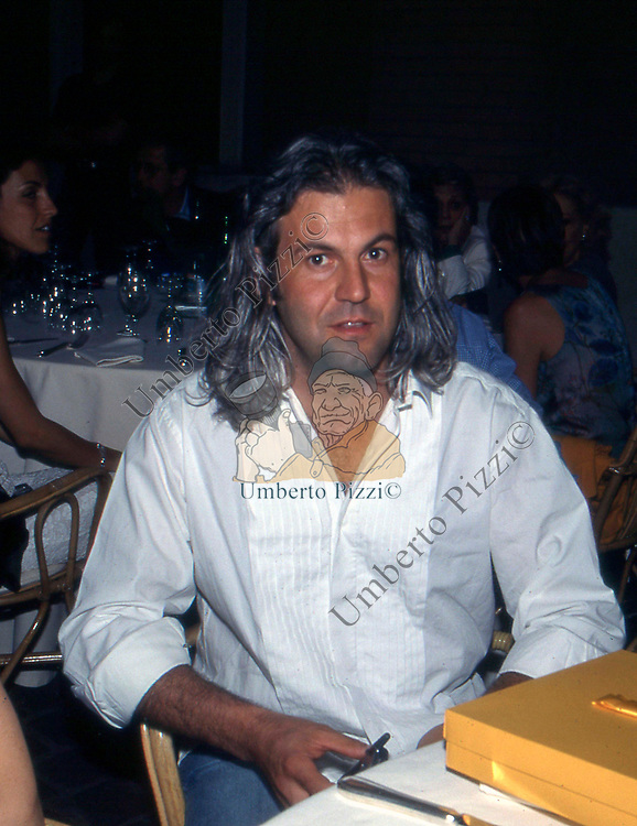 DOMENICO PROCACCI   CIAK D'ORO  ROMA 2002