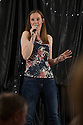12/06/15<br /> <br /> Lyndsey Miles singing 'Feeling Good' <br /> <br /> Clifton Village Cabaret Night - fundraising event for Clifton School and Church held in Clifton Village Hall on Friday 12th June.<br /> <br /> All Rights Reserved: F Stop Press Ltd. +44(0)1335 418629   www.fstoppress.com.