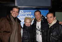 02-09-14 Bronx Bombers - Bill Dawes - Peter Scolari - Chris Henry Coffey - Tracy Shayne