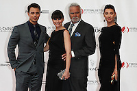 56th Monte-Carlo Television Festival opening red carpet. The Bold and the Beautiful cast.