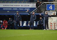 VOETBAL: HEERENVEEN: 19 - 03-2021, Abe Lenstra Stadion, SC Heerenveen - FC Twente, Ron Jans, ©foto Martin de Jong