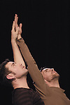 mardi 6 à 20h30 - Soirée du Conseil général.Ouverture de la 14ème édition de la biennale .mercredi 7, jeudi 8, vendredi 9 mars à 20h30.Fontenay-sous-Bois / Salle Jacques Brel..L?épanchement d?Echo..Chorégraphie : Daniel Dobbels.Musique : Gérard Pesson (Mes Béatitudes).Lumières : Françoise Michel.Interprétation : Brigitte Asselineau, Aurélie Berland, Raphaël Cottin, Anne-Sophie Lancelin, Julie Meyer-Heine, Corinne Lopez, Raphaël Soleilhavoup