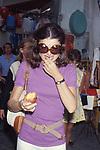 JACKIE KENNEDY ONASSIS - CAPRI 1972