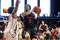 Stanford Basketball M v University of Southern California, January 18, 2020