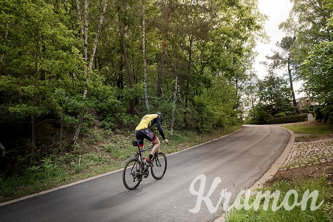 Muur van Wezemaal (Rotselaar)/ Sven Nys Cycling Route<br /> <br /> Cycling in Flanders (BEL)<br /> cycling hotspots in Brabant<br /> <br /> ©kramon