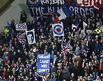 Rangers fans in BF1