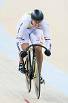Fabian Hernando Puerta Zapata of Columbia competes in Men's Team Sprint - Qualifying match as part of the 2017 UCI Track Cycling World Championships on 12 April 2017, in Hong Kong Velodrome, Hong Kong, China. Photo by Victor Fraile / Power Sport Images