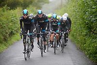 2013 Tour of Britain<br /> stage 5: Machynlleth to Caerphilly (177km)
