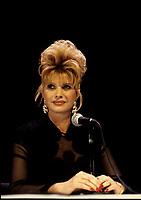 Ivana Trump<br /> , October 1993 <br /> <br /> PHOTO : Agence Quebec Presse