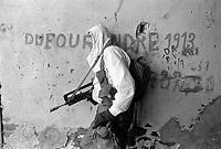 """- French mountain troops """"Hunters of the Alps""""  during military exercises in High Savoia <br /> <br /> - truppe di montagna francesi """"Cacciatori delle Alpi"""" durante esercitazioni militari in Alta Savoia"""