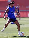 Atletico de Madrid's Stefan Savic during training session. July 10,2021.(ALTERPHOTOS/Atletico de Madrid/Pool)