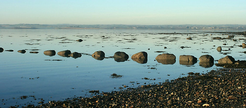 Strangford Lough - a stunning sea lough in east County Down is the latest Northern Ireland location for film companies