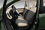 Front seat view of 2016 Fiat Panda-4X4 Pop 5 Door Hatchback Front Seat  car photos