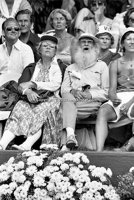 1982, Hilversum, Dutch Open, Melkhuisje, Supporters