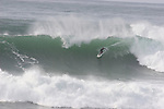 Surfing Santa Cruz, CA