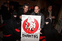 Montreal (Qc) CANADA - Feb 22 2007<br /> <br /> REal Beland,Voisins Dhantsu Premiere a l'imperial