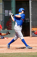 Kyle Reynolds - Chicago Cubs - 2009 spring training.Photo by:  Bill Mitchell/Four Seam Images
