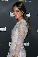 WEST HOLLYWOOD, CA, USA - AUGUST 23: Jamie Chung arrives at the 2014 Entertainment Weekly Pre-Emmy Party held at the Fig & Olive on August 23, 2014 in West Hollywood, California, United States. (Photo by Xavier Collin/Celebrity Monitor)