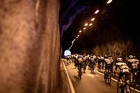 tunneling<br /> <br /> Stage 10 from Albertville to Valence (191km)<br /> 108th Tour de France 2021 (2.UWT)<br /> <br /> ©kramon