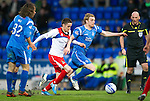 St Johnstone v Inverness Caledonian Thistle.....25.04.11.Liam Craig and Nick Ross.Picture by Graeme Hart..Copyright Perthshire Picture Agency.Tel: 01738 623350  Mobile: 07990 594431