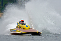 """Dave Richardson, GP-200 """"Lauterbach Special"""", (1976 Grand Prix class Lauterbach hydroplane)"""