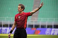 inter-genoa - milano 28 febbraio 2021 - 24° giornata Campionato Serie A - nella foto: arbitro chiffi di padaova