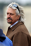 HOT SPRINGS, AR - JANUARY 15: Oaklawn legendary trainer Steven Asmussen before the running of the Smarty Jones at Oaklawn Park on January 15, 2018 in Hot Springs, Arkansas. (Photo by Justin Manning/Eclipse Sportswire/Getty Images)