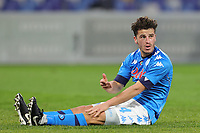 Diego Demme of SSC Napoli dejection during the Italy Cup football match between SSC Napoli and Empoli FC at stadio Diego Armando Maradona in Napoli (Italy), January 13, 2021. <br /> Photo Cesare Purini / Insidefoto