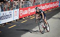 Sylvain Chavanel (FRA/IAM)<br /> <br /> 2015 Giro<br /> stage 2: Albenga - Genova (177km)