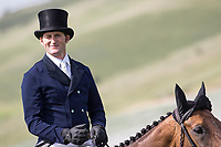 """""""SUPER-SMILE COLLECTION"""" - our NZL-Riders are just WONDERFUL to capture: NZL-Tim Rusbridge (FIELDMASTER SUPREME) INTERIM-45TH: CIC2* DRESSAGE: 2014 GBR-St James Place Barbury Castle International Horse Trial (Friday 4 July) CREDIT: Libby Law COPYRIGHT: LIBBY LAW PHOTOGRAPHY - NZL"""