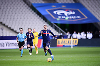 17th November 2020; Stade de France, Paris,  France; UEFA National League international football, France versus Sweden;  ANTOINE GRIEZMANN (FRA)