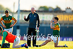 Kerry Selector James Foley after the Munster Football Championship game between Kerry and Clare at Fitzgerald Stadium, Killarney on Saturday.