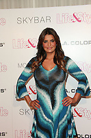 WEST HOLLYWOOD, CA, USA - OCTOBER 23: Jennifer Gimenez arrives at the Life & Style Weekly 10 Year Anniversary Party held at SkyBar at the Mondrian Los Angeles on October 23, 2014 in West Hollywood, California, United States. (Photo by David Acosta/Celebrity Monitor)