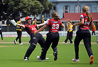 210213 Women's Super Smash Cricket Final - Wellington v Canterbury