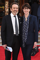 Robert Lindsay and Rosemary Ford<br /> arrives for the The Prince's Trust Celebrate Success Awards 2017 at the Palladium Theatre, London.<br /> <br /> <br /> ©Ash Knotek  D3241  15/03/2017