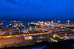 Dover is a town and major ferry port in the county of Kent, England. It faces France across the narrowest part of the English Channel. Dover, Kent, England, United Kingdom