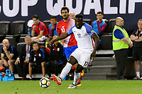 Harrison, NJ - Friday Sept. 01, 2017: Jozy Altidore during a 2017 FIFA World Cup Qualifier between the United States (USA) and Costa Rica (CRC) at Red Bull Arena.