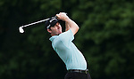 Jimmy Walker in action during Round 1 of the CIMB Asia Pacific Classic 2011.  Photo © Andy Jones / PSI for Carbon Worldwide