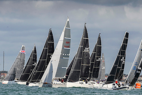 IRC Two-Handed Division is Expected to be Big for RORC Season Opener