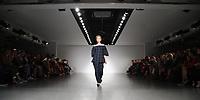 Catwalk<br /> at the Eudon Choi SS18 Show as part of London Fashion Week, London<br /> <br /> <br /> ©Ash Knotek  D3308  15/09/2017