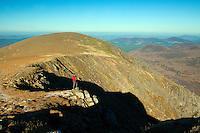 Sgoran Dubh Mor from Sgor Gaoith, Cairngorm National Park, Badenoch and Speyside