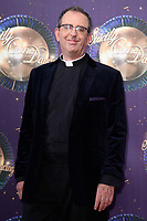 "Rev. Richard Coles<br /> at the launch of the new series of ""Strictly Come Dancing, New Broadcasting House, London. <br /> <br /> <br /> ©Ash Knotek  D3298  28/08/2017"